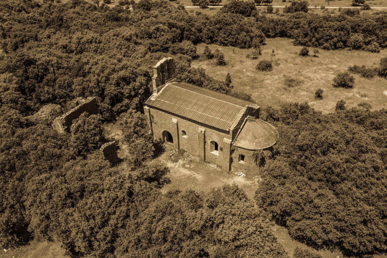 Chapelle Saint-Martin-du-Cardonnet (34)